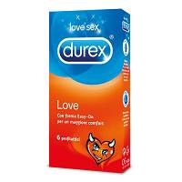 DUREX Love sex 6 pz