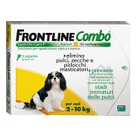 FRONTLINE Combo Speciale Cani 0,67 3 pipette 2-10 KG