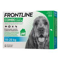 FRONTLINE Combo Speciale Cani 1,34 3 pipette 10-20 KG