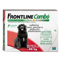 FRONTLINE  Speciale Cani 4,02  3 pipette OLTRE 40 KG