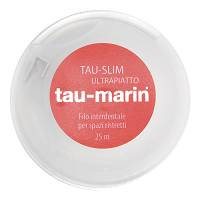 TAUMARIN FILO INTERDENTALE TAU- SLIM ULTRAPIATTO 25MT