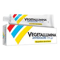 VEGETALLUMINA ANTIDOLORE 10% GEL 50GR